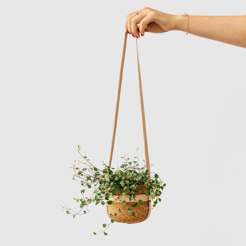 Melanie Abrantes-cork-leather-planter-hisheji (2)