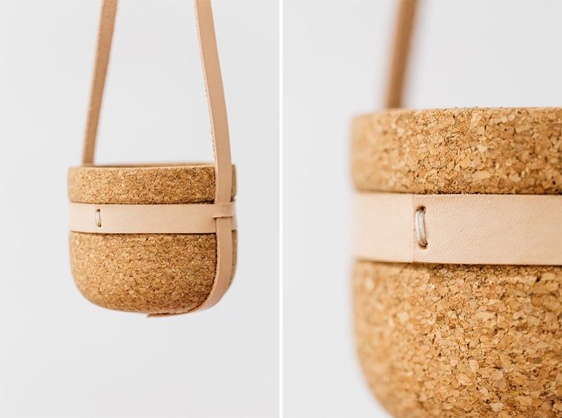 Melanie Abrantes-cork-leather-planter-hisheji (3)