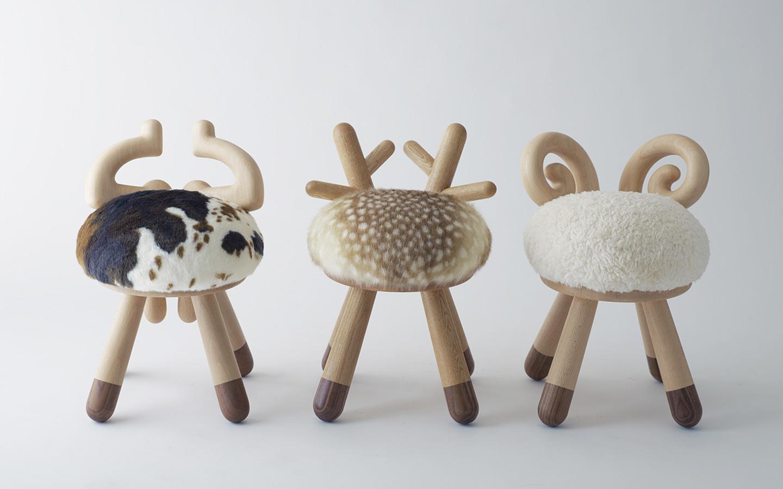 Takeshi_Sawada-animal-seat-hisheji