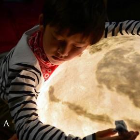 设计故事——做自己的月亮