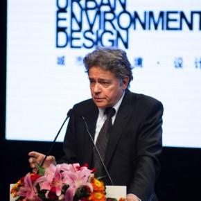 71岁的法国建筑大师来北京国际设计周讲了些什么?(演讲实录)