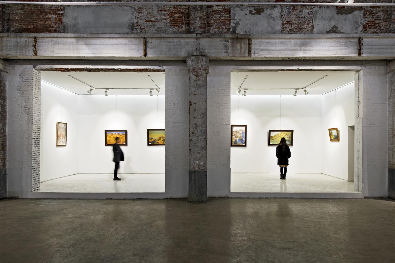 Qigreatwall-art-gallery-exhibition-hall-hisheji (2)