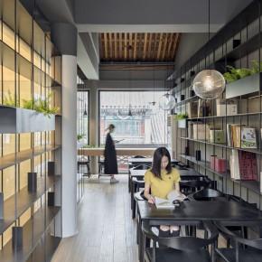 咖啡书屋——老字号书店荣宝斋的一次大胆尝试