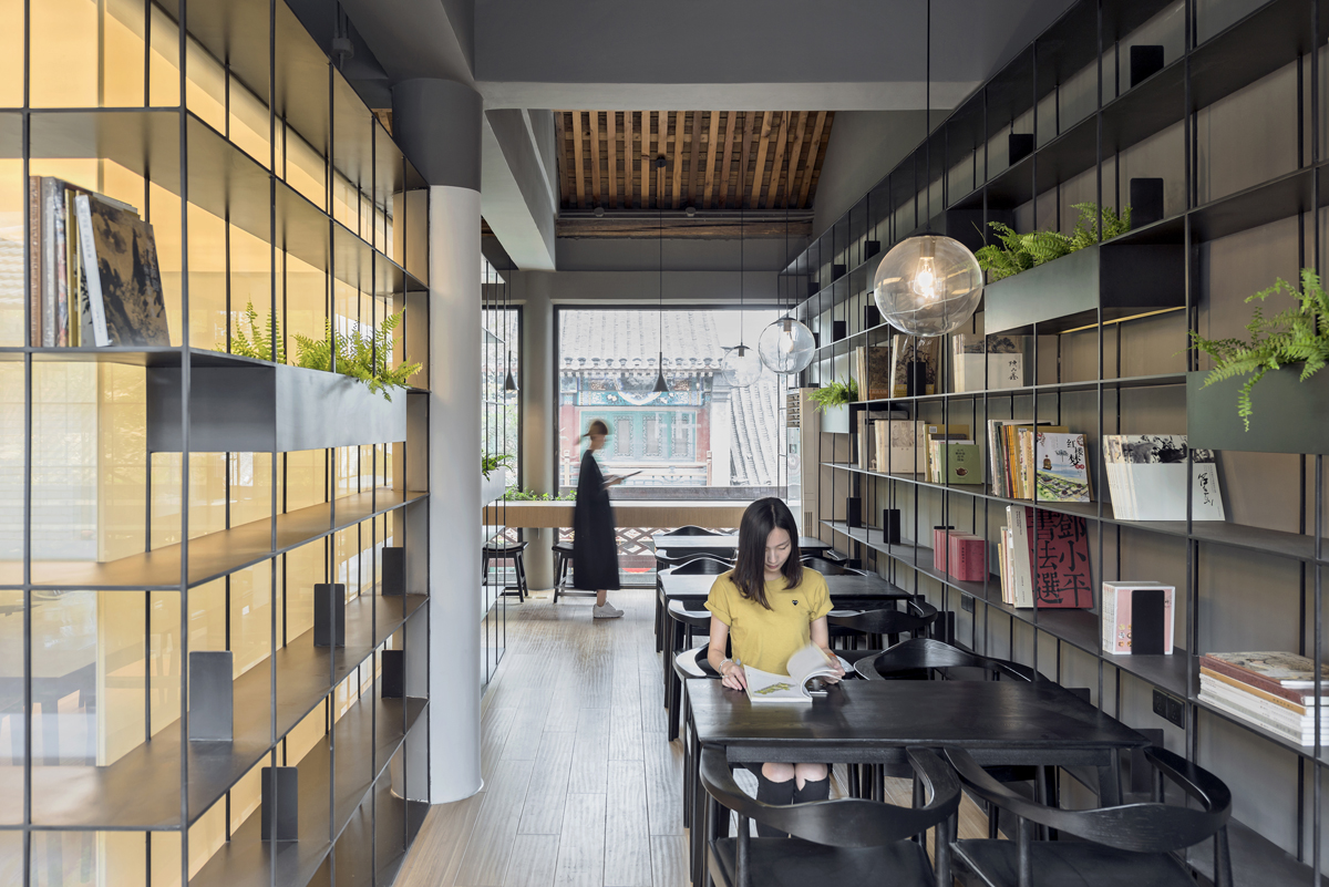 Rongbaozhai-coffee-book-house-first-floor-hisheji (2)