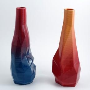 3D打印与传统工艺结合的陶瓷制品