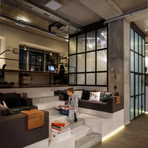 """设计师就该住进这样的""""家"""""""