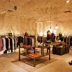 一尚门——设计独特的时尚精品店