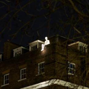 2016伦敦灯光节,用灯光艺术点亮寒夜里的都市