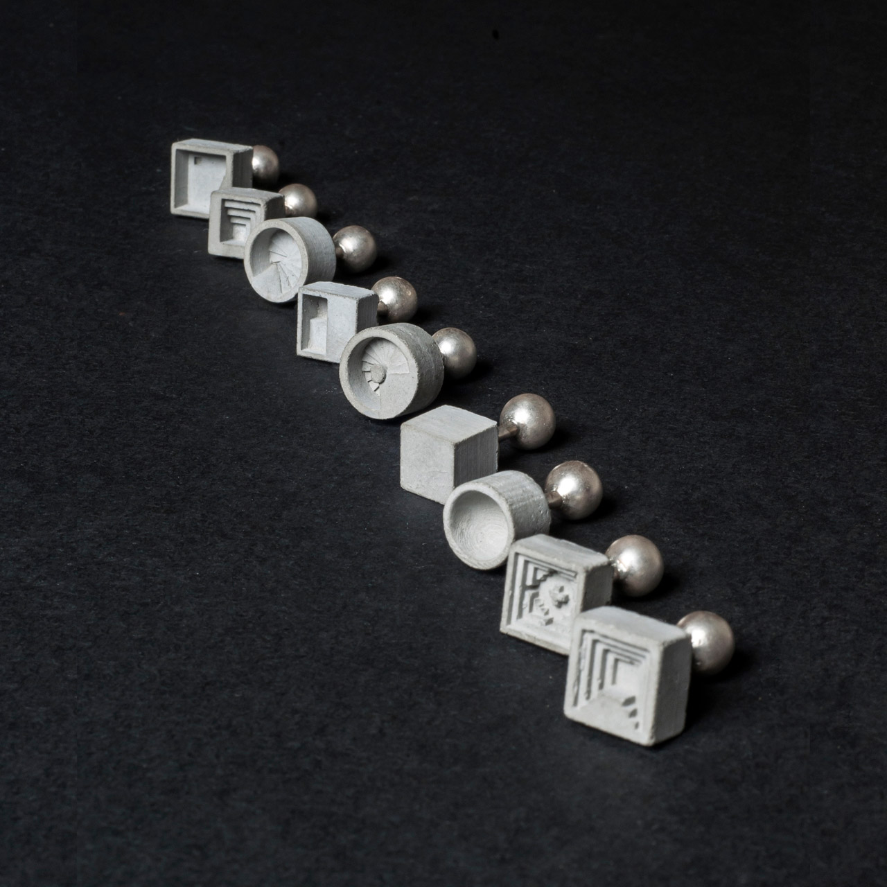 Material-Immaterial-Elements-cufflinks-hisheji (1)