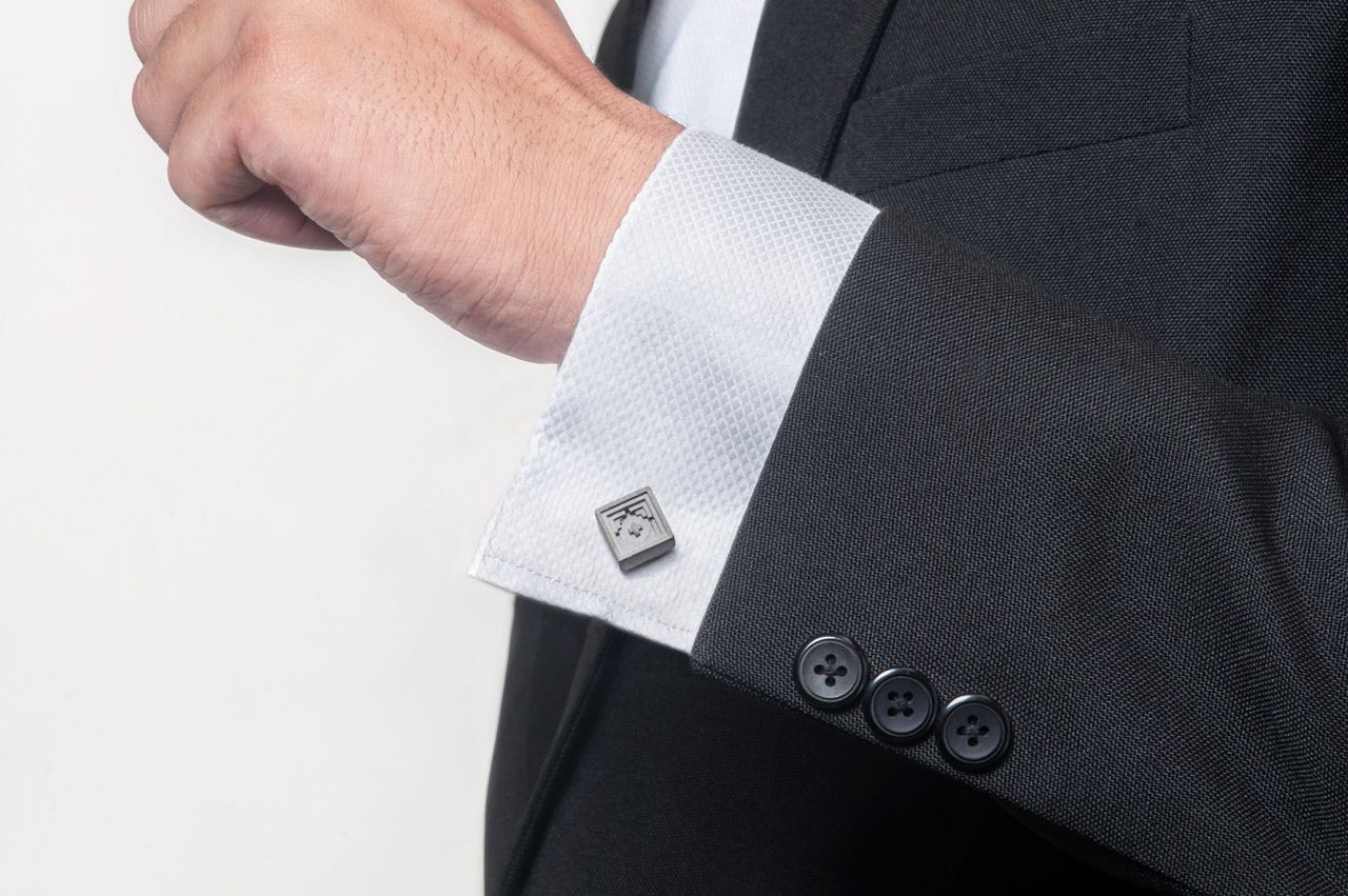 Material-Immaterial-Elements-cufflinks-hisheji (11)