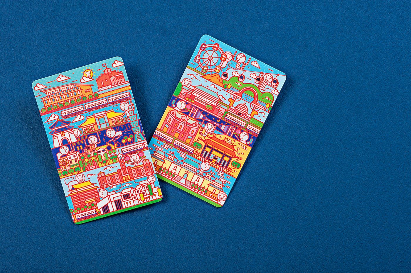 Year of the Monkey Commemorative Tickets 07