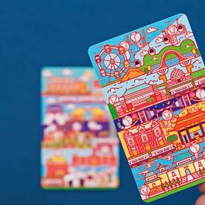 台北地铁猴年纪念车票分分钟就卖光喇!