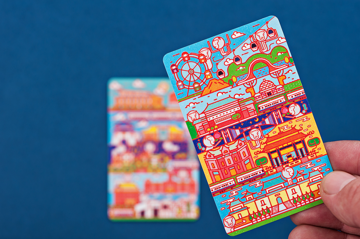 Year of the Monkey Commemorative Tickets 10