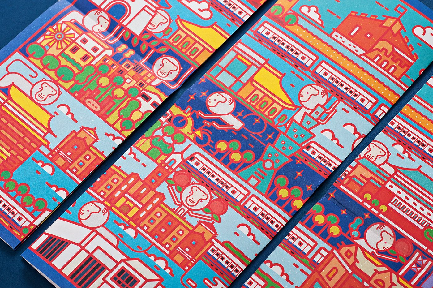 Year of the Monkey Commemorative Tickets 13