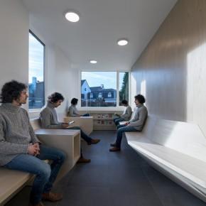看完这家外国小诊所的设计你会怎么想?