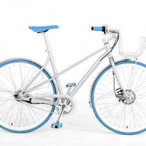 自行车也玩儿色彩——瑞典时尚单车品牌 Vélosophy