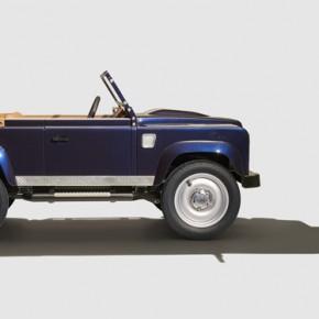 来自路虎Land Rover的脚踏概念车