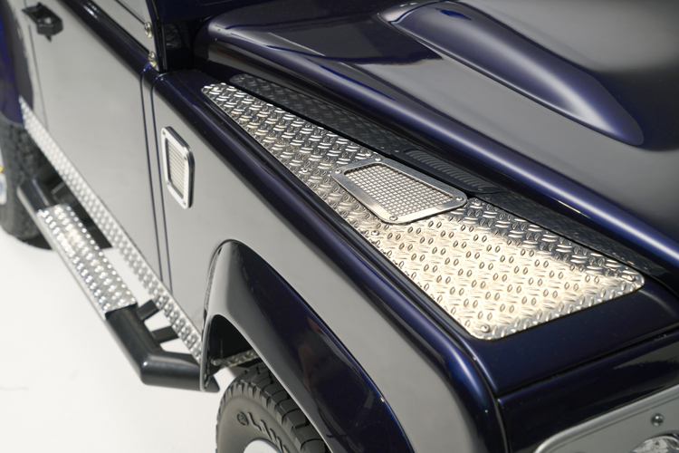 来自Land Rover的脚踏概念车