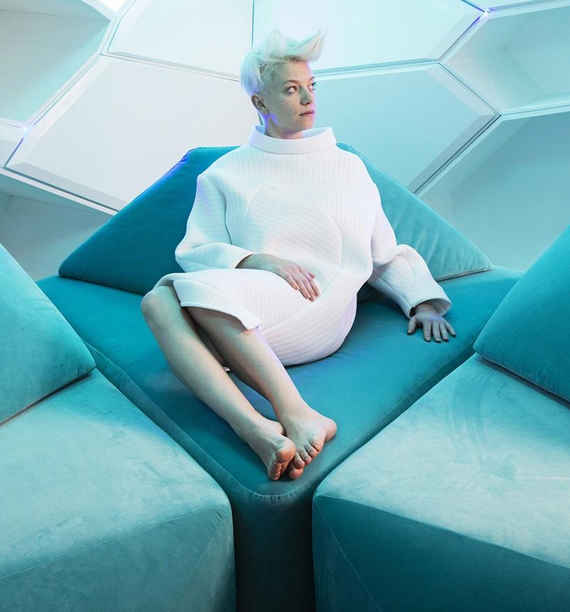 变化多样的模块化家具亮相2016年米兰设计周
