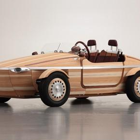 丰田在米兰设计周上推的这款概念车竟没有一颗螺丝和铆钉