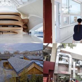 """这些中国新锐设计力量拿了今年建筑界的""""奥斯卡""""!"""