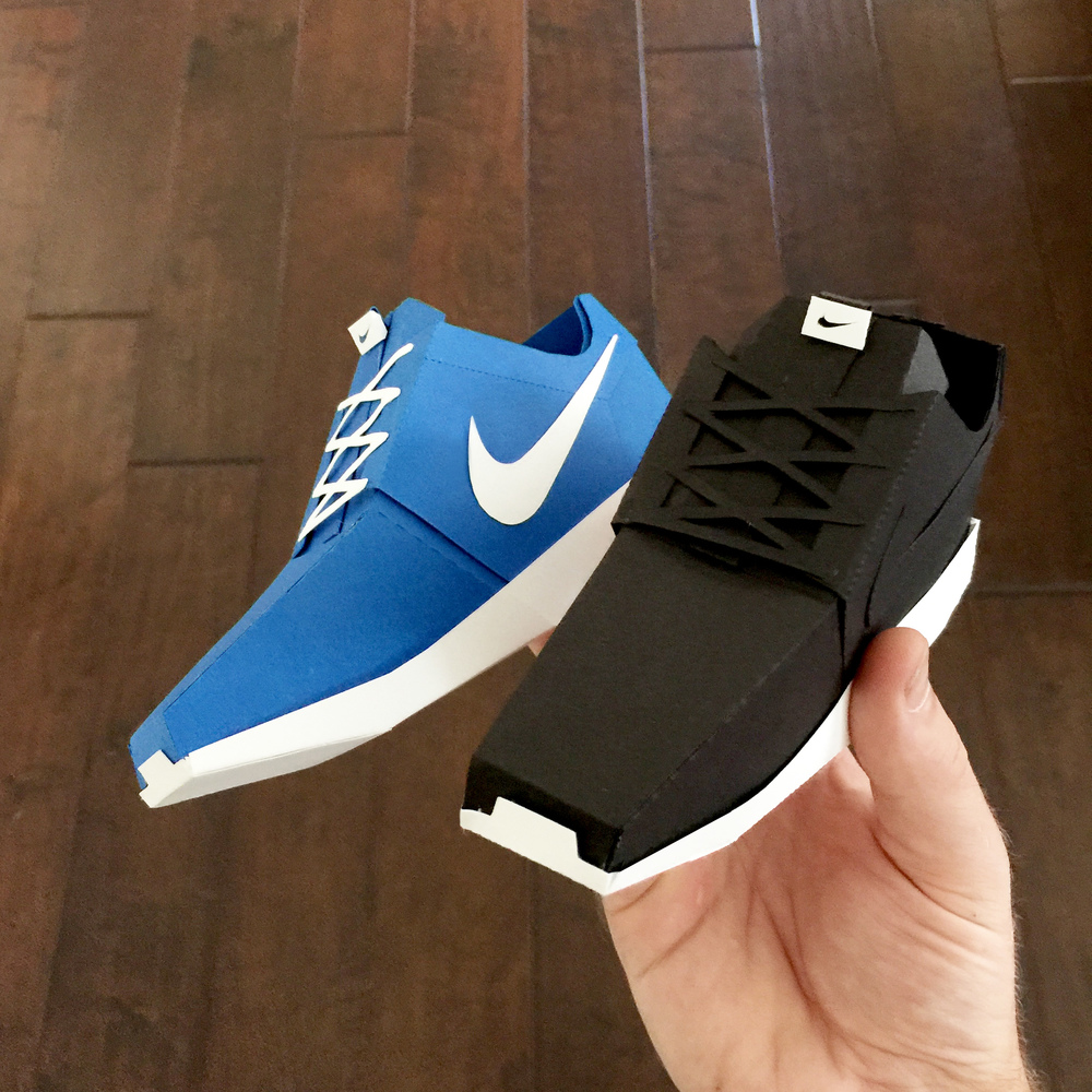 roshe+run+black+and+blue