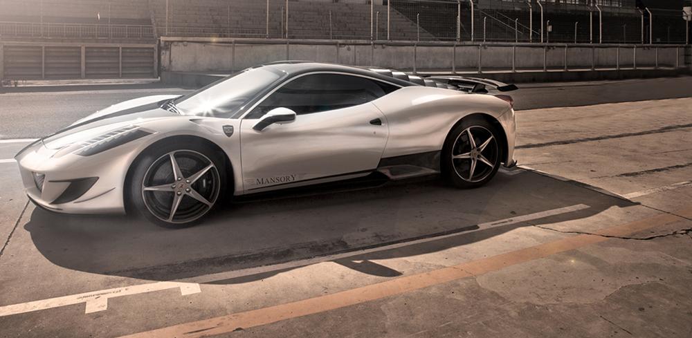 Ferrari-by-Mansory