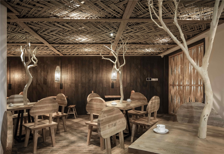 Ripple Hotel - Qiandao Lake design brief Hisheji (54)