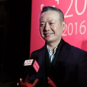 他设计了近百座城市商业地标项目,入选2016中国室内设计年度人物