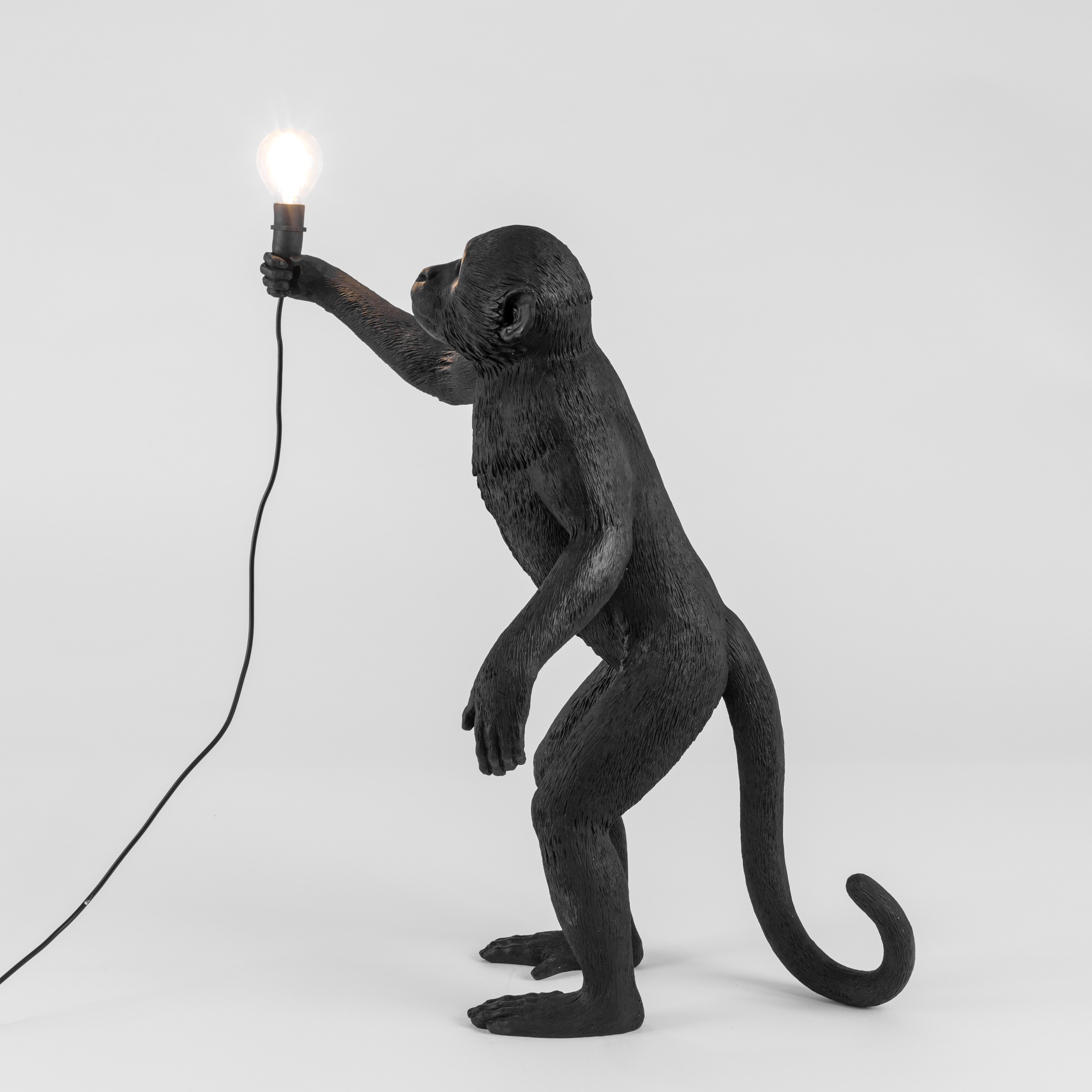 14920_Monkey-Black-Standing (3)