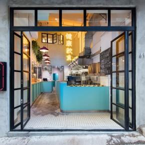 设计师究竟是如何让老香港在现代餐厅中重现的?
