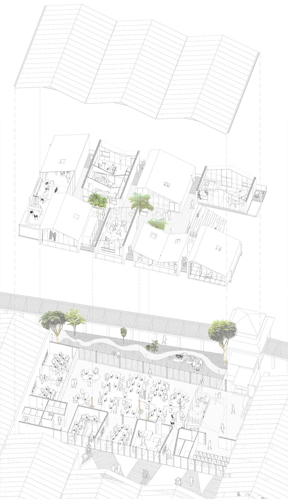019-Work-studio-in-a-Plant-house-By-O-office-Architects-960x1664