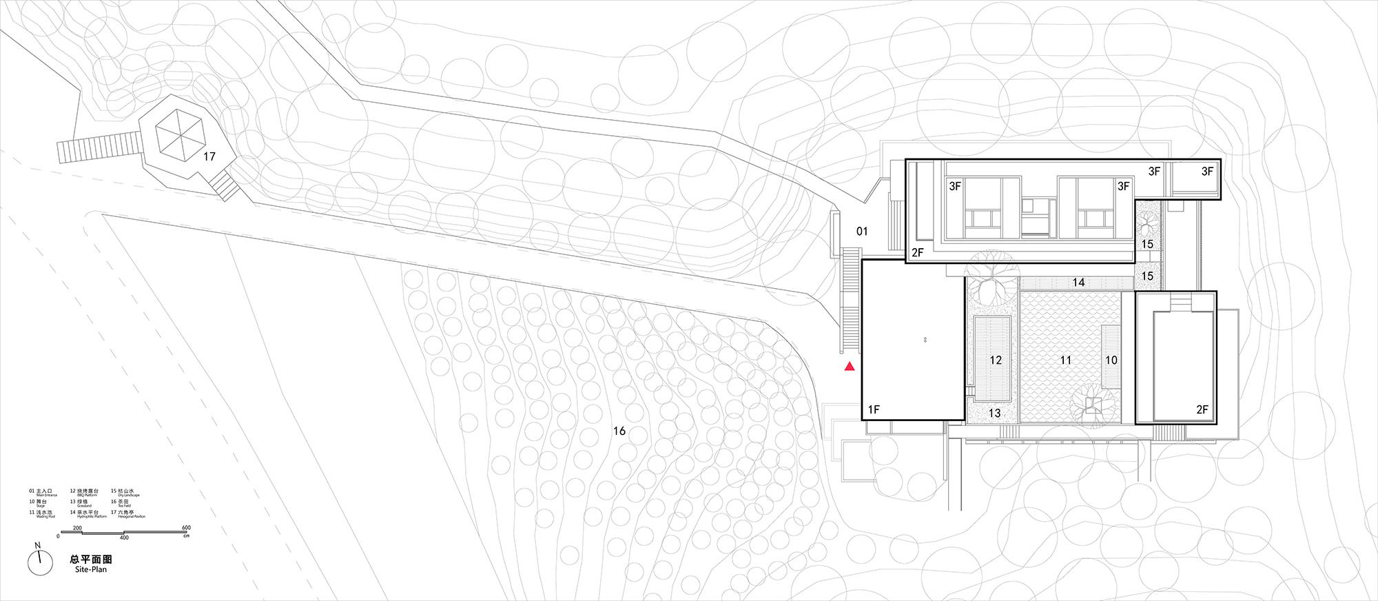 1 Floor Plan