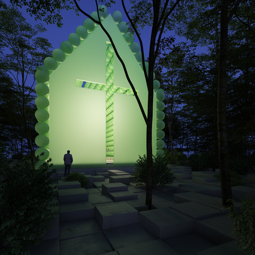 town-and-concrete-green-chapel-designboom-10