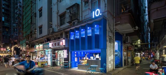 一家小店如何晋级深圳老街区的商业新坐标