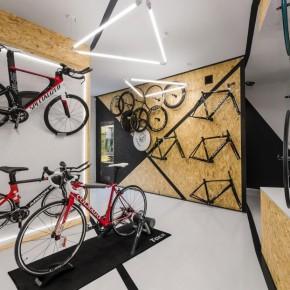 有这样一家店,你还愿意骑共享单车吗?