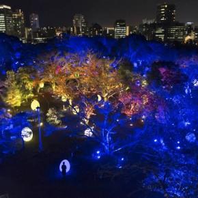 DesignLAB:这个团队在遗址上做了一场灯光祭典,惊艳了全世界