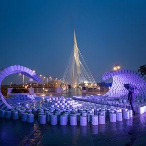 Design LAB:一堆水桶引起的城市公共空间掠夺战