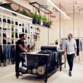 二十一世纪的匠人店铺主打的是实用主义