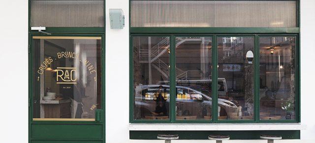 10平米的保安亭摇身一变成了咖啡厅