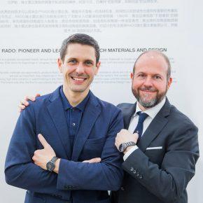 "RADO瑞士雷达表携手""设计上海""2018探索设计与创新之美"