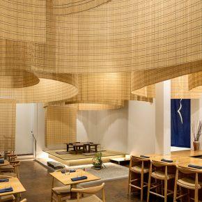 隈研吾设计的日本餐厅不同在哪?