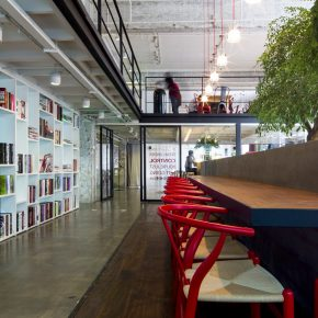 他们用四个办公室项目找到了改善工作环境的新方式