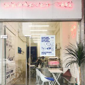 这家30平米的小店,卖的是咖啡,玩的是脑洞