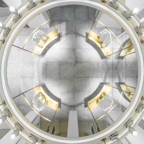 拱形买手店下的无限镜像空间