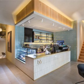 这家咖啡厅,精致到每一处都是彩蛋