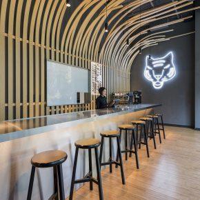 刈(guà)包配酒,是酒吧遇上了台式风味
