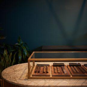 巧克力大师操刀设计的甜品店,竟精美得像画廊!