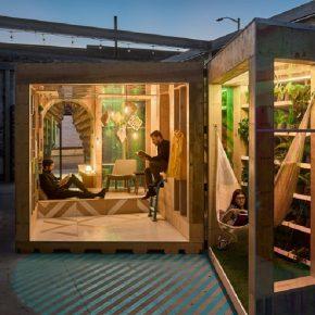 如果给你100㎡你会怎样生活?看5位建筑师如何建造理想生活!