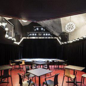 不能喝酒的音乐厅不是好电影院!
